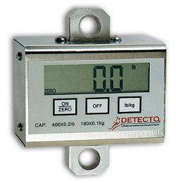 Detecto®PL400/600 Digital Patient Lift Scales