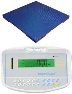 Adam Equipment®PT-GK Series Floor Scales