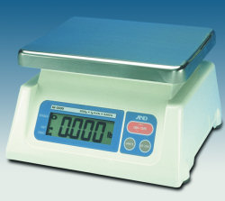 A&D® SK Series General Purpose Scales (Non-NTEP)