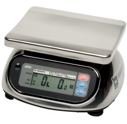 A&D®SK-WPZ Series Washdown Scales