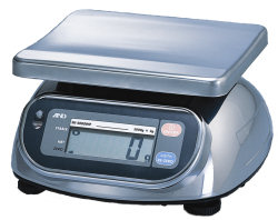 A&D® SK-WP Series Washdown Scales