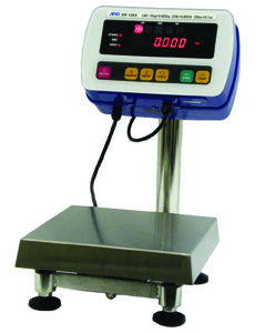 A&D®SW Series High Pressure Washdown Scales