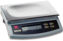 Ohaus® Trooper® Series Economical Compact Industrial Bench Scales