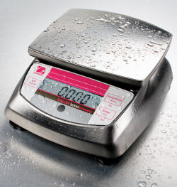 Ohaus® Valor™ 3000 Xtreme Washdown Waterproof Scales