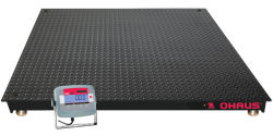 Ohaus® VN Series Floor Scales