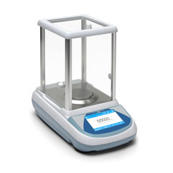 Veritas M5 Series Touchscreen Analytical Balances
