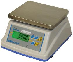 Adam Equipment® WBW Series Wash Down Scales