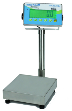 Adam Equipment® Warrior Washdown Bench Scale