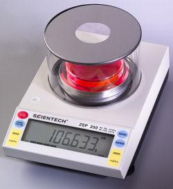 Scientech®ZSP NTEP Zeta Series Carat Balances