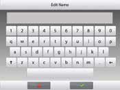 Ohaus explorer keypad
