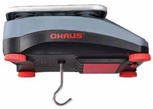 Ohaus Ranger 3000 weigh below hook