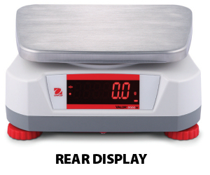 Ohaus Valor 2000 tough keypad