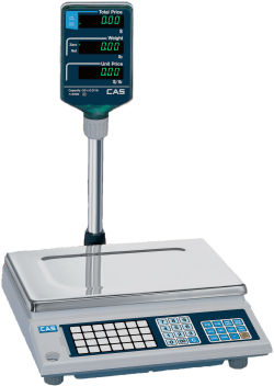 CAS® AP1 Series Price Computing Scales