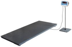 Brecknell®PS3000HD Floor Scale