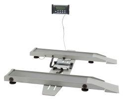 Health O Meter®Digital-Portable-Wheelchair-Scale
