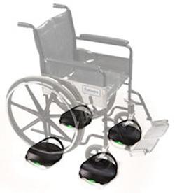 Innovision®WS Wireless Wheelchair Scale