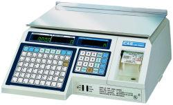 CAS®LP-1000 Series Label Printing Scales