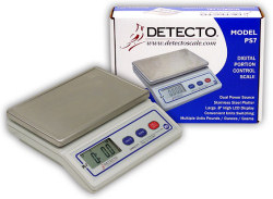 Detecto® PS Series Portion Control Scales
