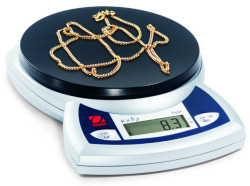 Ohaus® Ruby Series Compact Jewelry Scales