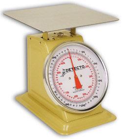 Detecto®TKP Series Dual Reading Dial Scales