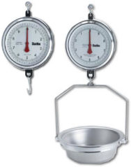 Chatillon 4200 Series 9 inch Dial Hanging Scales in Lb, NTEP Legal for Trade