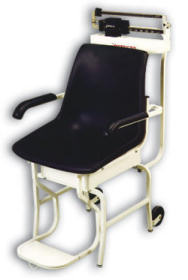 Detecto 475/4751 Mechanical Chair Scales
