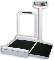 Detecto 495/4951 Mechanical Stationary Wheelchair Scales