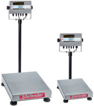 OhausDefender™ 5000X Series Bench Scales