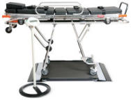 Seca 656 Series - Digital platform scales for gurneys/stretchers