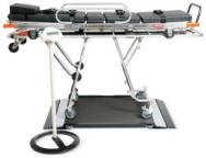Seca656 Series - Digital platform scales for gurneys/stretchers