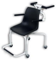 Detecto6880 Rolling Chair Scale