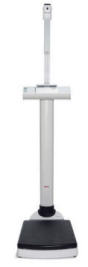 Seca703 Series - Waist high digital physicians scale with BMI function