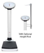 Seca755 Series - Waist high mechanical physicians dial scale with BMI display