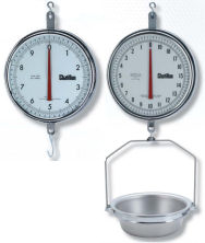 Chatillon8200 Series 13 inch Dial Handing Scales, NTEP Legal for Trade