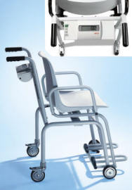 Seca 954 Series - Digital chair scale