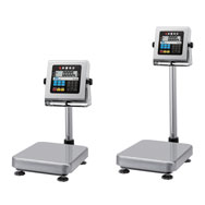 A&D HV-CWP Washdown Bench Scales, NTEP