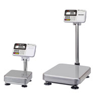 A&DHV-C Series NTEP Bench Scales