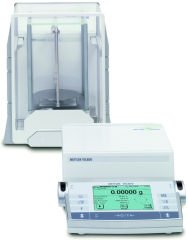 Mettler Toledo AX Series Mass Comparators