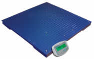 Adam Equipment PT Floor Scale with GKaM Indicator