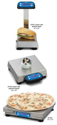 Brecknell 6700U Series POS Scales
