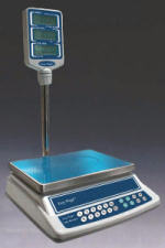 Acom CK-Series Price Computing Scales - Pole Display
