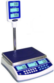 Citizen CTP Series Retail Scales
