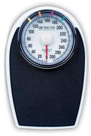 DetectoD1130/D1130K Personal Floor Scales