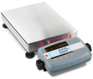 OhausDefender™ 5000 Low-Profile Series Bench Scales