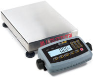 Ohaus Defender™ 7000 Series Low-Profile Rectangular Scales
