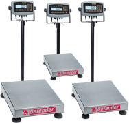 OhausDefender™ 7000 Series Rectangular Scales