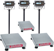 OhausDefender™ 7000X Series Extreme Rectangular Scales