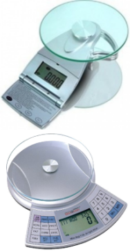 DigiWeigh DW Series Calorie Counting Scales