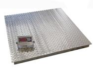 DigiWeighDWP-SW Series Stainless Steel Floor Scales