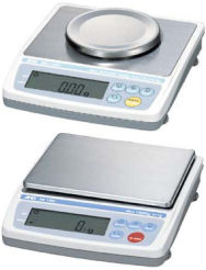 A&D Everest™ Series Precision Balances